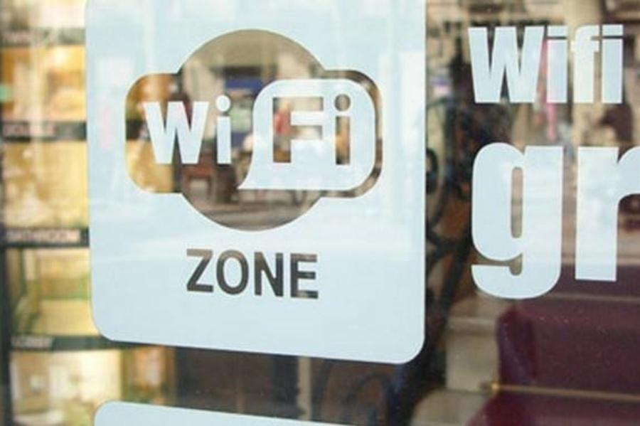 WiFi gratis en los bares